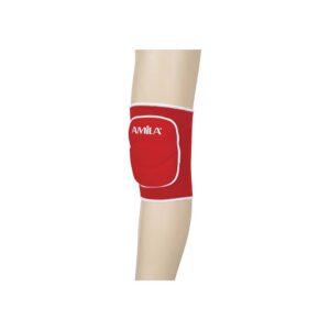 Επιγονατίδα Volley με Foam AMILA Κόκκινη Large