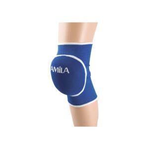 Επιγονατίδα Volley Επαγγελματική AMILA Μπλε SR