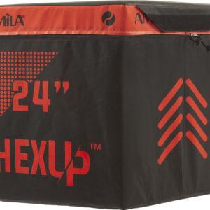 Εξάγωνο Πλειομετρικό Κουτί AMILA HEXUP™ 60cm