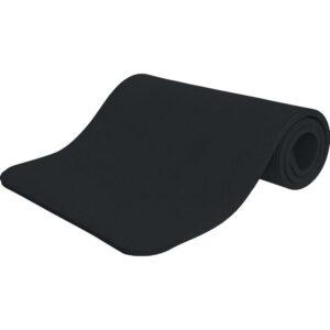 Στρώμα Γυμναστικής 10mm 90Kg 142cm Μαύρο