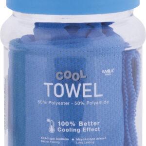 Πετσέτα AMILA Cool Towel Μπλε