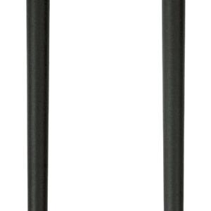 Κορίνες Ρυθμικής Γυμναστικής 45cm Μαλακές, Μαύρο/Φούξια