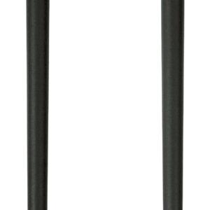 Κορίνες Ρυθμικής Γυμναστικής 41cm Μαλακές, Μαύρο/Φούξια
