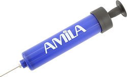 Τρόμπα Χεριού AMILA 15,5cm Μπλε